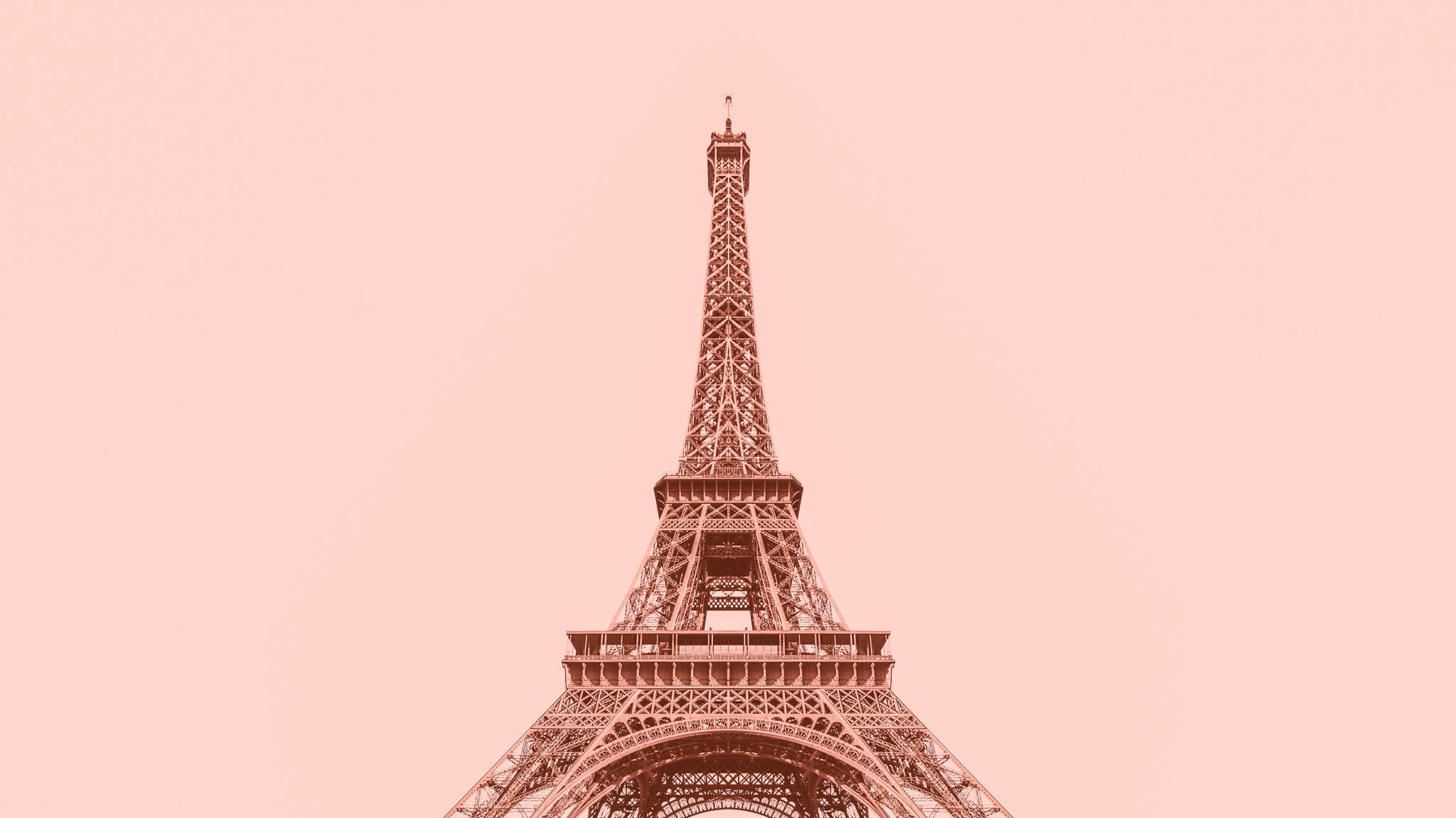 minimalPARIS - La tour Eiffel - zaiczdomokos.com